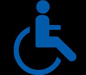 Locaux accessibles aux personnes à mobilité réduite
